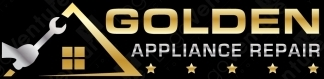 Golden Appliance Repair Logo
